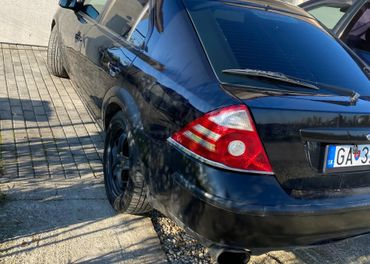 Ford Mondeo MK3 1.8i 92kw