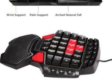 sepšl gamerská klávesnica