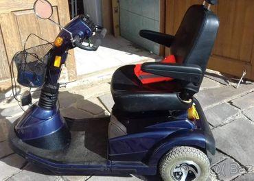 Vozík pre dôchodcov