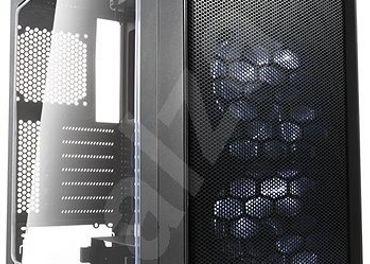 Predám PC skrinku Fractal Design Focus G Gunmetal Gray