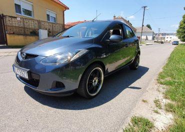 Mazda 2,diesel,1,4 D