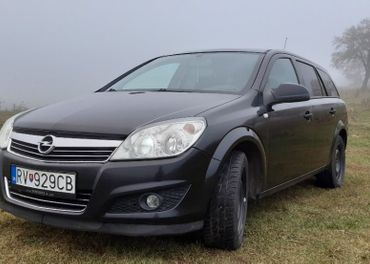 Opel Astra H Caravan 1.7cdti