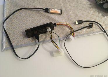 E Gpu adapter Beast 8.4v