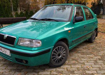 Škoda Felícia 1.6i