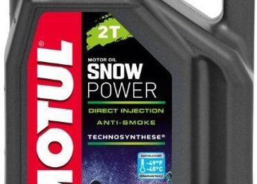 Olej MOTUL Snowpower