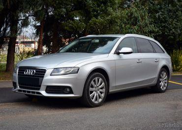 ░▒▓█ Audi A4 Avant 2.0 TDI 105kW 7/2010 205000km