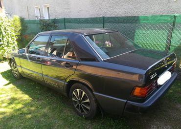 Predám Mercedes Benz E 190