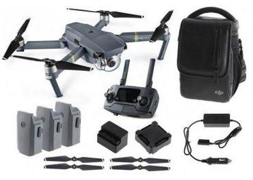 Predam  dron DJI Mavic Pro Combo