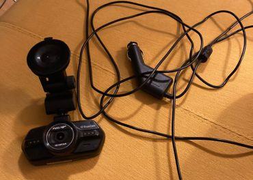 Autokamera - TrueCam A7s (GPS proti radarom)