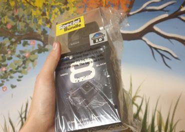 GoPro Hero 8 Black Special Bundle - DOHODA ISTÁ