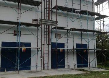 Ponúkame stavebné práce.