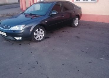 Ford mondeo 2.2 Tdci 114kw MKIII