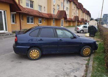 Predam Seat Cordoba 1,4 benzin r.v.2003.