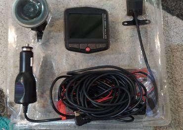 Videokamera do auta
