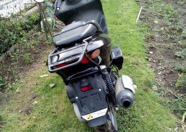 Yamaha majesty 125 4T