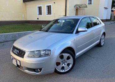 Audi A3 2.0 TDI Attraction S-Line Original Km Serv Knižka