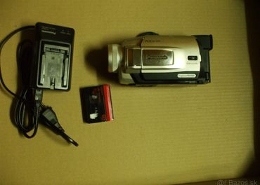 Predam starsiu kameru
