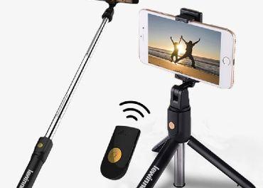 Nový selfie/tripod lewinner