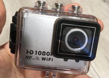 Mini kamera s príslušenstvom