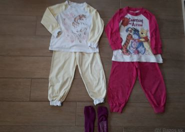 Pyžamá veľk. 98/104, zn. Disney