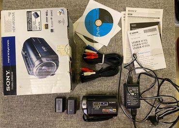 Sony Handycam xr 350