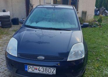 Ford Fiesta 1.3 51kw - nove kupovane na Slovensku