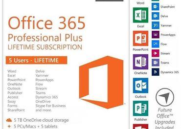 Office 365 Pro Plus 5 zařízení - PC/MAC SK