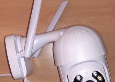 vonkašia 2 MPx wifi kamera s pohybovým senzorom