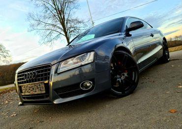 Audi A5 3.2 FSI quattro tiptronic  S LINE R20  TOP STAV
