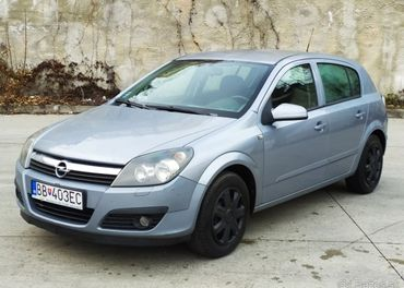 Predám Opel Astra H 1.6i r.v2007 STK a EK 7/2022 1-majiteľ