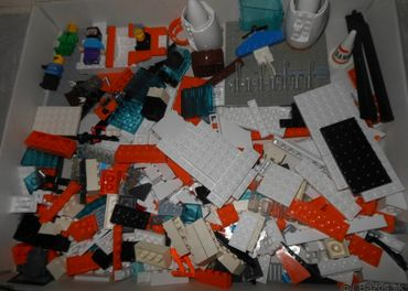 LEGO Vesmírne rakety