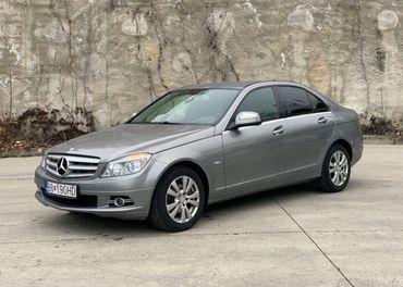 Mercedes-Benz C220 CDI 125KW Avantgarde 6/Manuál STK/2022
