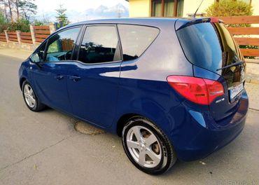 Opel meriva 1.4.16v