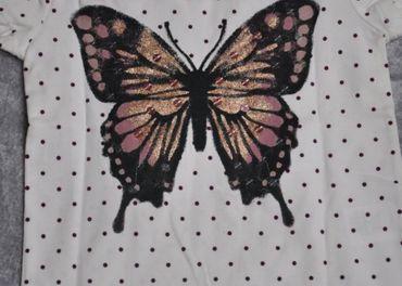 Tričko zn. Lindex - veľkosť 104
