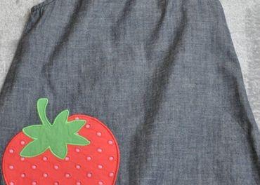 Šaty zn. Gymboree - veľkosť 104