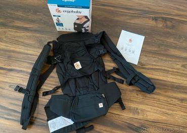 detský ergonomicky nosič ergobaby omni 360 čierny nový