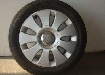 Alu disky Audi - original