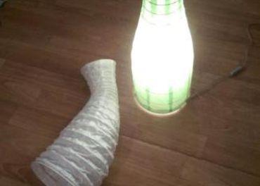 Papierová nočná lampa+2. zdarma