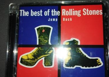 Predám CD Rolling Stones-The Best of