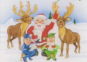 Various - Christmas Singalong / CD