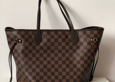 Louis Vuitton kabelka Neverfull
