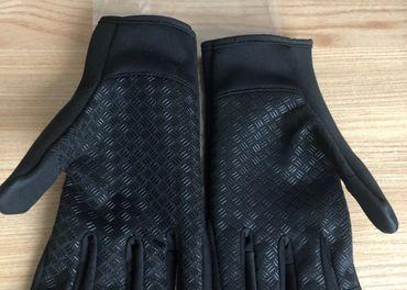 Zimné bežecké rukavice