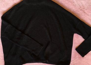 HM dámsky čierny sveter