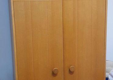 Predám 2 používané skrine