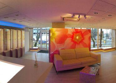 Zariadenie predajne - Nový nábytok + LED osvetlenie
