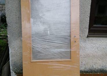 Hnedé interiérové dvere