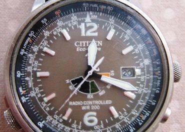 Citizen Eco-drive RC SKY a Weather Master VII