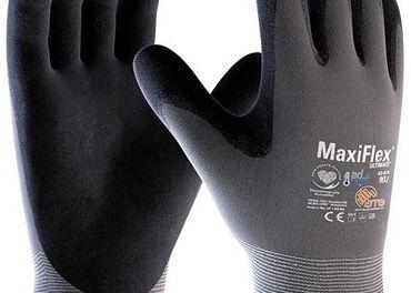 Maxiflex neporezne pracovne rukavice
