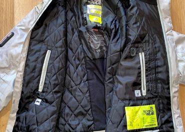 cropp technical panska ski-snowboard zimna bunda