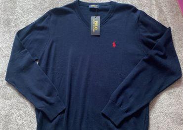 Novy Ralph Lauren sveter